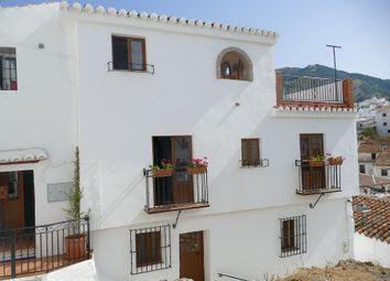 Thumbnail 3 bed terraced house for sale in Calle Viriato, Sedella, Málaga, Andalusia, Spain