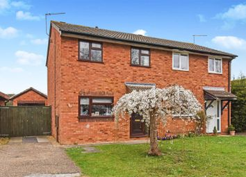 Thumbnail 3 bed semi-detached house for sale in Partridge Grove, Werrington, Peterborough