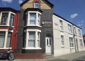 Thumbnail 4 bed terraced house to rent in Mandeville Street, Liverpool