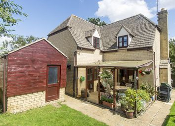 Thumbnail 4 bed detached house for sale in Rockingham Hills, Oundle, Peterborough