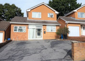 Thumbnail 3 bed detached house for sale in Buckthorn Close, Poole