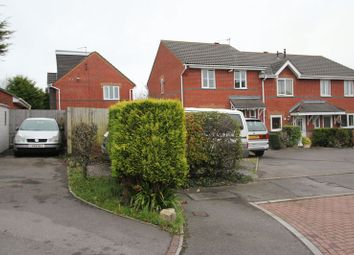 Thumbnail 3 bed semi-detached house for sale in Showle Acre, Rhoose, Barry