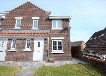 Thumbnail 3 bed town house for sale in 63 Emerald Way, Stoke-On-Trent
