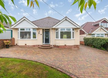 Thumbnail 4 bed bungalow for sale in Pitmore Road, Eastleigh