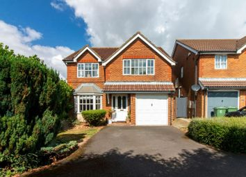 Thumbnail 4 bed detached house for sale in Uphill, Hawkinge, Folkestone