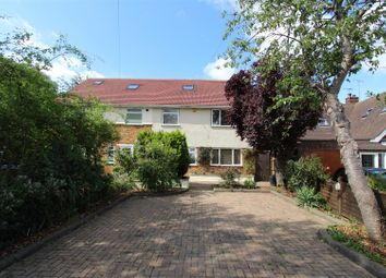Thumbnail 5 bed semi-detached house to rent in The Greenway, Ickenham, Uxbridge