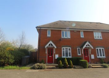 Thumbnail 3 bedroom property to rent in Damselfly Road, Ipswich