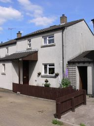 Thumbnail 3 bed terraced house for sale in 4 John Crabbe Crescent, Kirkton, Dumfries, John Crabbe Crescent, Kirkton, Dumfries