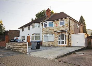 Thumbnail 4 bed property to rent in Brook Road, Cricklewood, London
