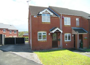 Thumbnail 2 bedroom semi-detached house to rent in Spinners Way, Belper