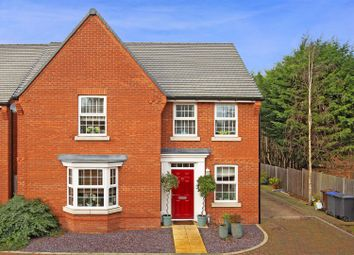 Thumbnail 4 bed detached house for sale in Arthur Martin-Leake Way, High Cross, Ware