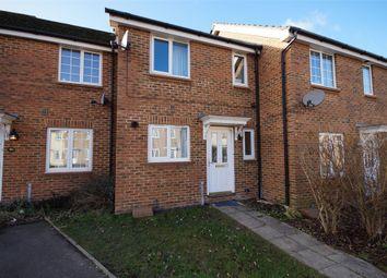 Thumbnail 2 bedroom terraced house for sale in Dunstans Drive, Winnersh, Wokingham, Berkshire