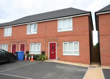 Thumbnail 2 bed end terrace house to rent in Lintott Gardens, Warrington