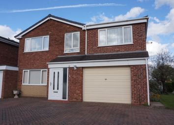 Thumbnail 5 bed detached house for sale in Cromwell Road, Tamworth