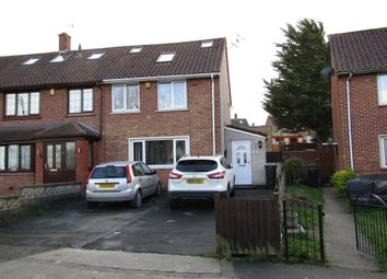 Thumbnail 3 bed end terrace house for sale in Teyfant Road, Bristol