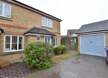 Thumbnail 3 bedroom end terrace house to rent in The Chilterns, Great Ashby, Stevenage, Herts