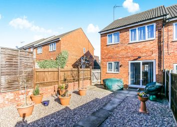 Thumbnail 3 bed semi-detached house for sale in The Mall, Gold Street, Kettering