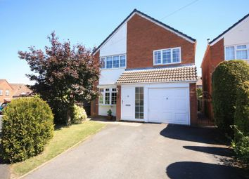 Thumbnail 3 bed detached house for sale in Usulwall Close, Eccleshall, Stafford