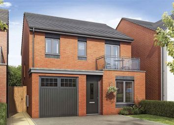 Thumbnail 3 bed detached house for sale in 84, Synders Way, Lawley, Telford