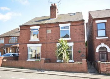 Thumbnail 3 bed semi-detached house for sale in Derby Road, Marehay, Ripley