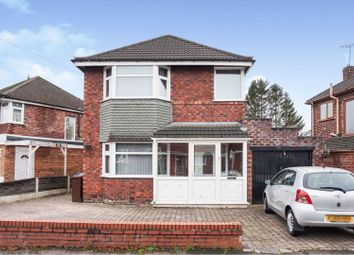 3 bed detached house for sale in Oakleigh Avenue, Manchester M19