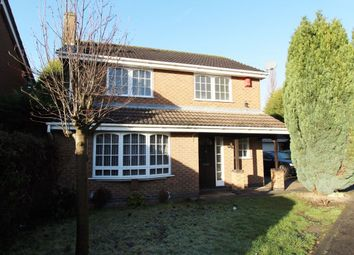 Thumbnail 4 bed detached house to rent in Charlbury Court, Bramcote, Nottingham
