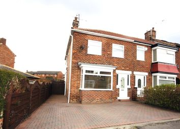Thumbnail 3 bed terraced house for sale in Grosvenor Square, Guisborough
