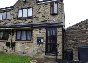 Thumbnail 2 bed flat to rent in Croft Court, Horsforth, Leeds