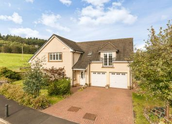 Thumbnail 4 bed detached house for sale in 57 Cardrona Way, Cardrona, Peebles
