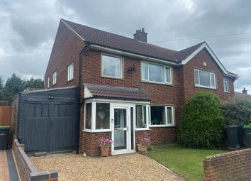 Thumbnail 3 bed semi-detached house to rent in The Furlong, Putnoe