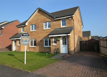 Thumbnail 3 bed semi-detached house for sale in Myreside Crescent, Glasgow