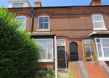 Thumbnail 3 bed terraced house for sale in Wiggin Street, Edgbaston, Birmingham