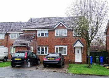 Thumbnail 3 bedroom semi-detached house for sale in Swarbrick Drive, Prestwich, Prestwich Manchester