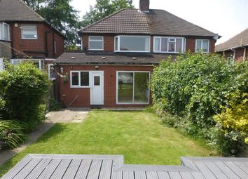 Thumbnail 3 bed property to rent in Broad Meadow Lane, Kings Norton, Birmingham