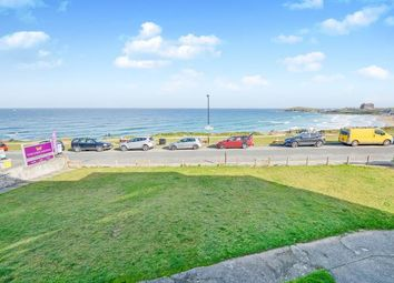 Thumbnail 2 bedroom maisonette for sale in Esplanade Road, Pentire, Newquay
