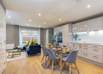 Thumbnail 3 bed duplex for sale in Cooks Road, Stratford, London