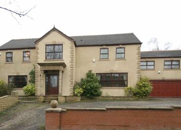 Thumbnail 4 bed detached house for sale in Chequer Lane, Upholland, Lancashire