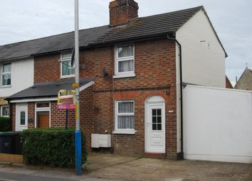 Thumbnail 2 bed end terrace house to rent in Shipbourne Road, Tonbridge