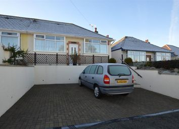 Thumbnail 2 bedroom semi-detached bungalow for sale in Callington Road, Saltash