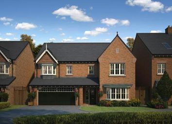 Thumbnail 5 bed detached house for sale in Myles Standish Way, Chorley, Lancashire