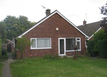 Thumbnail 2 bed bungalow for sale in Meadow Rise Road, Norwich, Norfolk