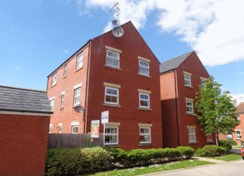 Thumbnail 2 bed flat for sale in Home Ground, Abbeymead, Gloucester
