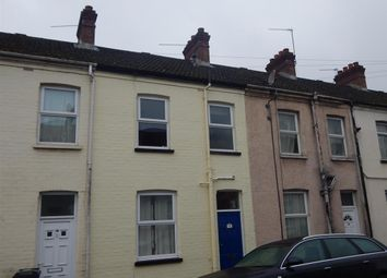 Thumbnail 2 bed terraced house to rent in Witham Street, Newport