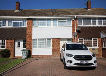 Thumbnail 3 bed terraced house to rent in Dogwood Close, Northfleet, Gravesend, Kent