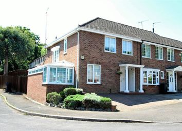 Thumbnail 3 bed end terrace house for sale in Waterside, East Grinstead, West Sussex