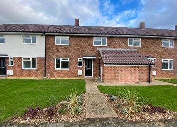 Thumbnail 3 bed terraced house for sale in Embry Road, Wittering, Peterborough