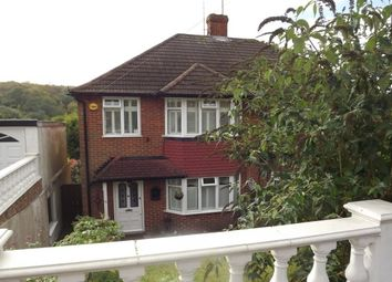 Thumbnail 3 bed semi-detached house to rent in Hyde Road, Sanderstead, South Croydon