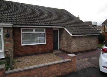 Thumbnail Bungalow to rent in Keswick Close, Birstall