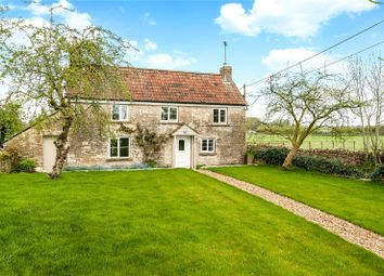 Thumbnail 3 bed detached house for sale in Nettleton, Wiltshire