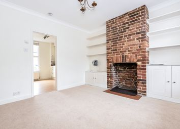Thumbnail 2 bed terraced house to rent in Lesbourne Road, Reigate, Surrey